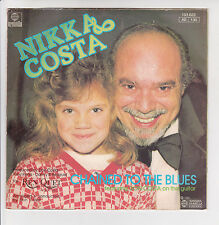"NIKKA COSTA Vinyl 45T 7"" ON MY OWN Out Here Don COSTA On The GUITAR Photo + RARE"