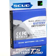 Batería Scud 1700mAh para Samsung Galaxy S plus i9001, S 4G