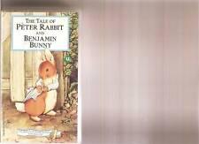 TALES OF PETER RABBIT AND BENJAMIN BUNNY VIDEO VHS RETRO KIDS