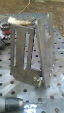 """Knife grinder tilt table bevel grinding jig/ guide for 2"""" belt grinders"""