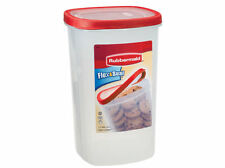 *BOX OF 4* RUBBERMAID 1777194 1.1 GAL FLEX N' SEAL FOOD STORAGE CONTAINER NEW