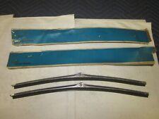 """Original 1968-74 Chevelle Corvette Impala GTO 442 GM Trico Wiper Blades 15 7/8"""""""
