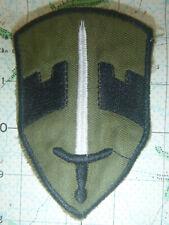 MACV-SOG - Patch - US MILITARY - Semi Subdued - SAIGON - Vietnam War - 3410