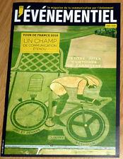 cyclisme - Magazine L'EVENEMENTIEL Hors série - Tour de France 2016