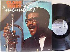 CLARK TERRY - Mumbles LP (1st US MONO Pressing on MAINSTREAM)