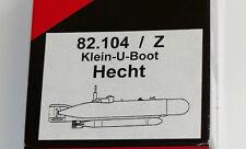 Artmaster 82.104 Klein U-Boot Hecht 1:220 Spur Z Bausatz Neu / OVP