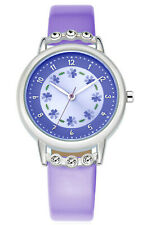 Watches for Girls Cute Watch Girls Fashion Waterproof Wristwatches for Kids
