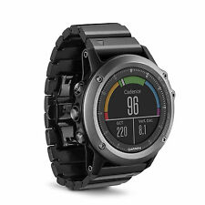Garmin fenix 3 Sapphire GPS Watch | 010-01338-20 | AUTHORIZED GARMIN DEALER!