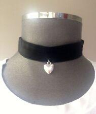 Unbranded Velvet Choker Costume Necklaces & Pendants
