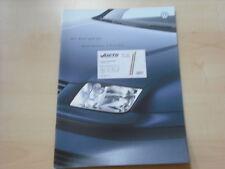 52312) VW Bora + Variant Edition Prospekt 07/2000