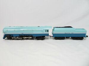 Williams 40301 Santa Fe Blue Goose 4-8-4 Steam Loco Class J NIB