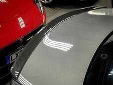 Saloon W204 Mercedes Carbon Fibre Boot Lid Spoiler C63 C250 C220 C350 C Class