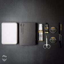 8pc Beard Grooming Kit Coconut Cream,Beard Balm,Beard Oil,Moustache Wax and Comb