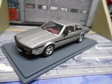 OPEL Bitter SC Coupe 1981 – 1989 silber silver met NEO Resin 1:43