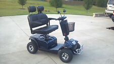 4 wheel mobility scooter all terrain dual seat 2 person