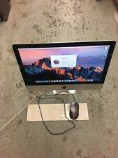 Apple iMac (21.5-inch, Late 2012), Intel i5, 2.9 Ghz, 8gb Ram, 1TB Broken Screen