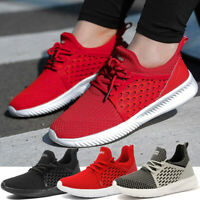 Womens Walking Sneakers Lightweight Outdoor Breathable Mesh Tennis Sport Shoes