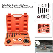 Automotive Pulley Puller Installer Power Steering Pump Remover Alternator Tool