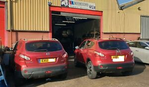 NISSAN QASHQAI 1.6 CVT AUTOMATIC GEARBOX SUPPLY & FITTED 2010-17