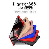Funda carcasa GKK 3 en 1 completo 360º para Xiaomi Mi8 Lite