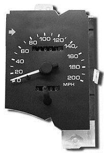Mechanical Speedometer Recalibration Service
