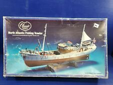 Lindburg Classic Replica Series North Atlantic Fishing Trawler 1/90 Scale.