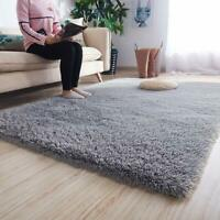 Ultra Soft Indoor Modern Area Rugs Fluffy Living Room Carpets Home Decor Gift