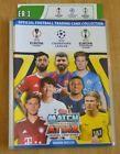 Topps Match Attax Champions League 21/22 Sammelmappe Mappe 2021/2022Ordner, Sammelmappen & -hüllen - 183439