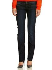 "NEUF JEAN STRAIGHT FEMME FREEMAN T. PORTER DACEY STRETCH TAILLE ""26-34 "" 119€ 36"