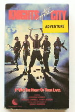 KNIGHTS OF THE CITY ~ 1980's Cult Action BETA ~ Rap Street Gang ~ Music NOT VHS