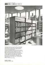 1964 Jesmond Library Shelves Henry Faulkner Brown