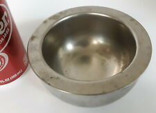 Thick Wall Stainless Steel Bowl no. 1353 by Stanley 4 3/4 x 2 1/2 inches tall