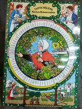 Vintage Kitchen/Garden Theme Tin  Aunt Helene's Kitchen Herb Mill (interactive)