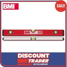 BMI Robust Spirit Level 1200mm 120cm 1.2m - Made in Germany - 698120