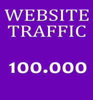 100.000 Besucher-Traffic - Bewerbung ihrer Website - Marketing und Promotion SEO