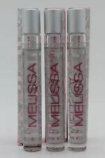 3x Melissa Fragrance Parfum Roller Ball by Par Boathouse, 10ML Ea. (NEW)