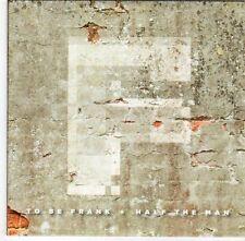 (EM281) To Be Frank, Half The Man - 2013 DJ CD