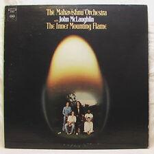 MAHAVISHNU ORCHESTRA the inner mounting flame 1972 JOHN MC LAUGHLIN vinyl record