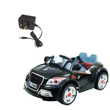 NUOVO 12V Single Pin Caricabatterie per TT stile ELECTRIC Kids Ride On AUTO