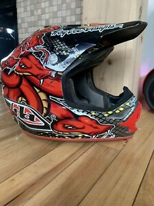 troy lee designs helmet small