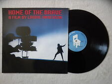 """LP LAURIE ANDERSON """"Home Of The Brave"""" WARNER BROS 925 400-1 GERMANY §"""