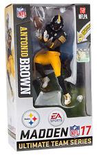 Antonio Brown Pittsburgh Steelers McFarlane Toys Madden NFL 17 Series 3 Figure