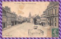 Carte Postale - HAM - Place de l'hotel de ville