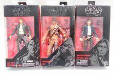 Hasbro Star Wars The Black Series  Chewbacca 05 Han Solo 18 70