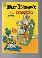 Walt Disney's Comics & Stories #123 Golden Age Dell Dec 1950