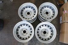 """JDM Custom Steelies 15"""" rims wheels steel ssr watanabe AE86 TA22 datsun 240z Z30"""