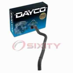 Dayco Upper Radiator Coolant Hose for 2005-2009 Hyundai Tucson 2.7L V6 Belts wx