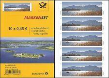 Markenset Chiemsee – 10 x 45 Cent – postfrisch skl. – Mi.Nr. 3167-3168 / FB 49