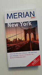 New York Reiseführer OHNE Stadtplan Merian live