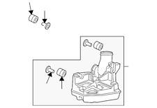 Genuine Honda Chamber Assembly Resonator 17230-R40-A00